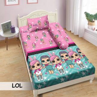 Sprei Lady Rose 120x200 Single terlaris LOL