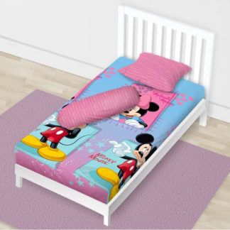 Sprei California Disperse Uk 120x200 Single - Mickey Couple