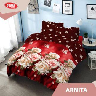 Bed Cover King Kintakun Santika Deluxe / D'luxe Arnita
