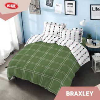 Bed Cover King Kintakun Santika Deluxe / D'luxe Braxley