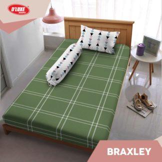 Sprei Single Kintakun 3D Deluxe / Dluxe Terbaru Braxley