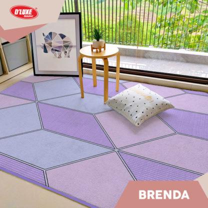 Karmut Terlaris - Karpet Selimut Kintakun Uk 150x200 cm - Brenda