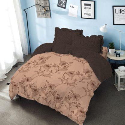 Bed Cover King Kintakun Santika Deluxe / D'luxe Hannah