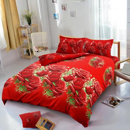 Bed Cover Queen Kintakun Santika Deluxe / D'luxe IRMI