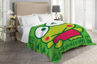 Selimut ASLI INTERNAL Terlaris Uk 160x200 cm - KEROPPI