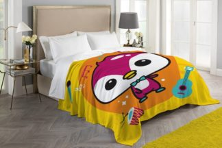 Selimut ASLI INTERNAL Terlaris Uk 160x200 cm - PENGUIN