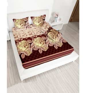 Sprei 3D ILLUSIONS King (180x200) - ROSEY