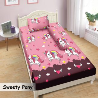 Sprei Lady Rose 100x200 Small Single terlaris Sweet Pony