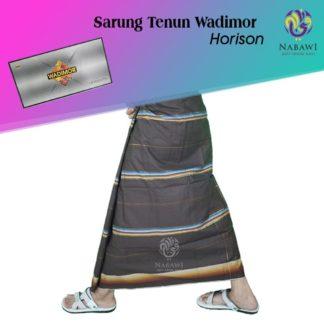 Sarung Tenun Wadimor Horison