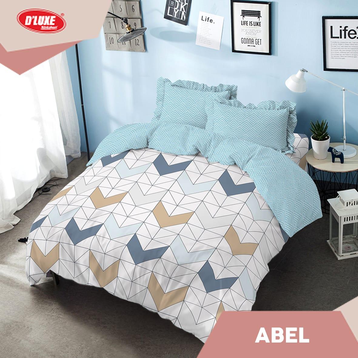 Bed Cover King Kintakun Santika Deluxe / D'luxe Abel