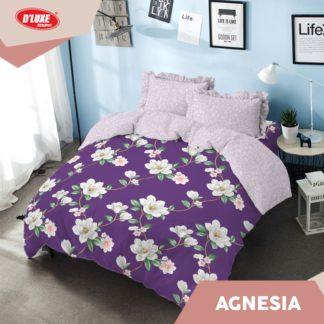 Bed Cover King 180x200 Tinggi 30 Kintakun 3D D'luxe - Agnesia