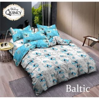 Sprei King T.30 Vallery Jacguard motif Baltic