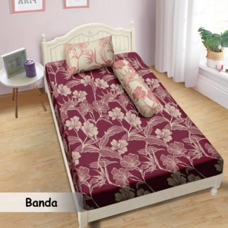 Sprei Lady Rose 120x200 Single terlaris BANDA