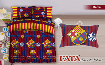Sprei Queen FATA Signature Barca