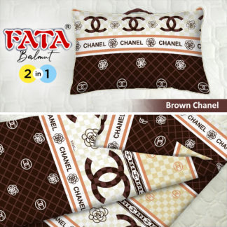 Balmut / Bantal selimut FATA NEW Brown CH