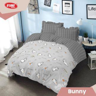 Bed Cover King Kintakun Santika Deluxe / D'luxe Bunny