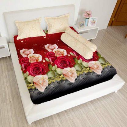 Sprei Lady Rose 160x200 Queen terlaris Casandra