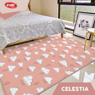 Karmut Terlaris - Karpet Selimut Kintakun Uk 150x200 cm - Celestia