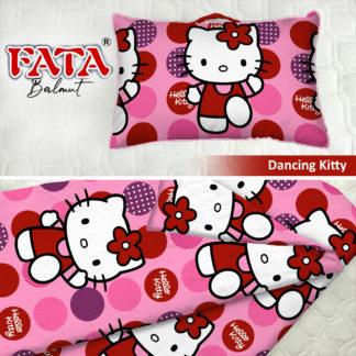 Balmut / Bantal selimut FATA Kitty Dancing