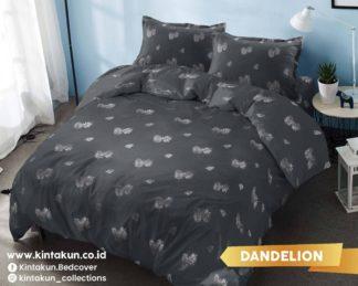 Kintakun Gold Edition Selimut Comforter / Bed Cover Only Uk 230x240 - Dandelion