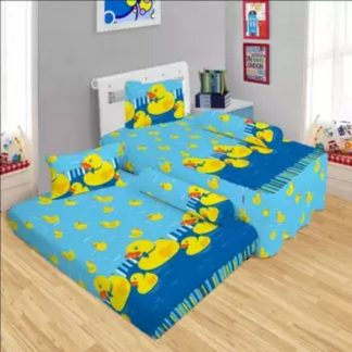 Lady Rose - Sprei 2in1 Lady Rose Sorong Duckling