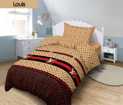 Lady Rose Bed Cover Set Single 120x200 LS