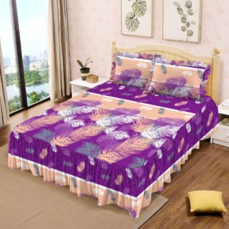 Sprei RUMBAI Lady Rose 180x200 King terlaris Motif Furla