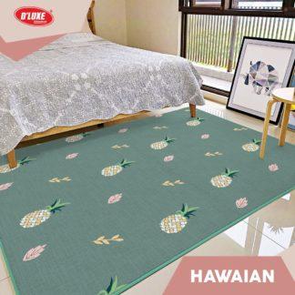 Karmut Terlaris - Karpet Selimut Kintakun Uk 150x200 cm - Hawaian