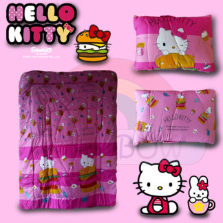 Balmut Terlaris Lady Rose Uk 160x200 motif - KITTY BURGER
