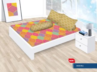 Sprei California King Motif Indira