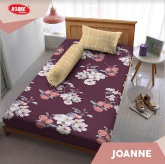 Sprei Kintakun Single 120x200 Tinggi 30 Spesial 3D D'luxe - Joanne