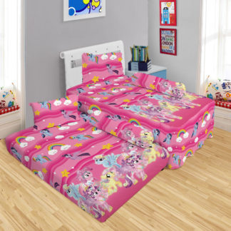 Lady Rose - Sprei 2in1 Lady Rose Sorong Little Pony