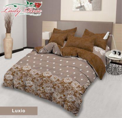 Bed Cover Lady Rose Ukuran King Luxio