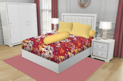 Sprei California Queen Motif Nurita