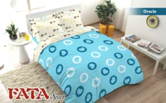Sprei King FATA Signature Oracle