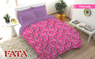 Sprei Queen FATA Signature Pink Lady