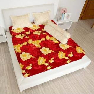 Sprei Lady Rose 180x200 King terlaris Rebecca