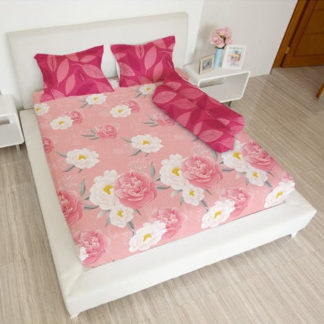 Sprei Lady Rose 200x200 Extra King terlaris Shinta
