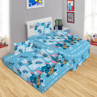 Lady Rose - Sprei 2in1 Lady Rose Sorong Stich Guitar