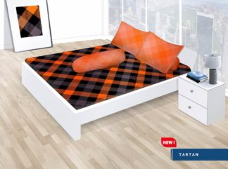 Sprei California King Motif Tartan