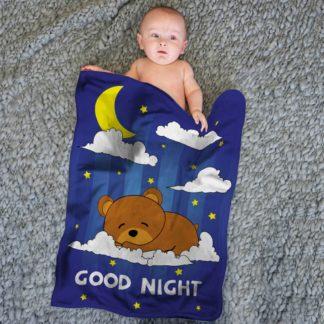 Selimut Internal Baby 75x100cm - GOOD NIGHT